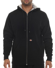 Men - Thermal Lined Hooded Fleece