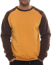Buyers Picks - Geometric Crewneck Sweatshirt