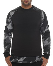 Buyers Picks - Special print crewneck sweatshirt