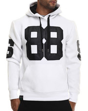 Buyers Picks - Neoprene Patch Pullover Hoodie