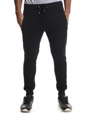 Buyers Picks - French Terry Jogger pants w/ zip detail