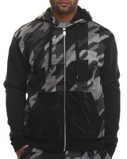 Buyers Picks - Special Print Full zip Hoodie