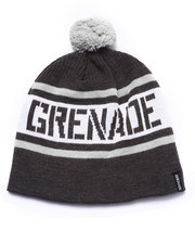 Buyers Picks - Stripe Pom Beanie
