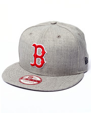 New Era - Boston Red Sox NE Side Ringer Strapback Hat