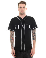 Shirts - Civil Regime Baseball Jersey