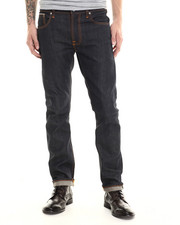 Straight - Thin Finn Dry Selvage Jeans