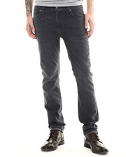Nudie Jeans - Thin Finn Grey Onyx Jeans
