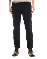 Straight - Thin Finn Black Noveau Jeans
