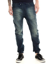 Buyers Picks - Washed Jogger Denim Jeans