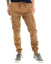 Pants - Twill Jogger cargo pants