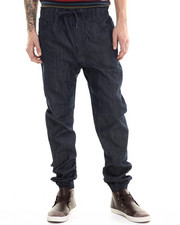 Buyers Picks - Raw Color Denim Jogger Jeans