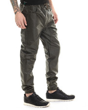 Buyers Picks - Wax Coated Color Jogger Denim Jeans