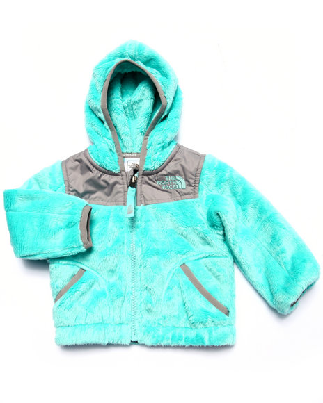 The North Face - Girls Teal Oso Hoodie (Infant)