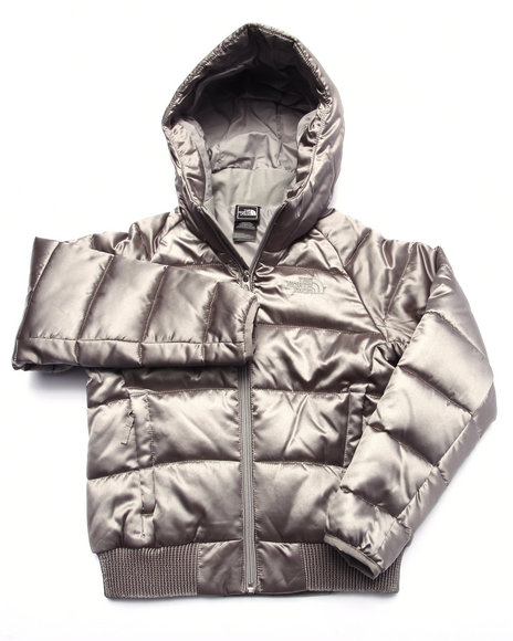 The North Face - Girls Silver Hey Momma Bomba Jacket (5-18)
