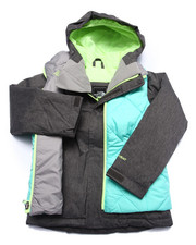 The North Face - Vestamatic Triclimate Jacket (5-18)