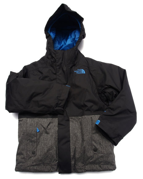 The North Face - Boys Black Dubs Triclimate Jacket (5-20)