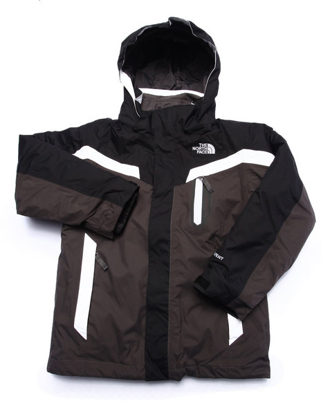 The North Face - Boys Black Boundary Triclimate Jacket (5-20)