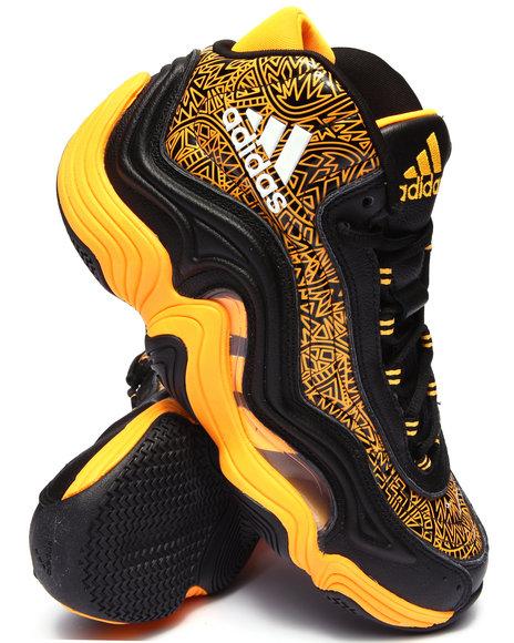 Adidas - Men Black Crazy 8 Ii Sneakers