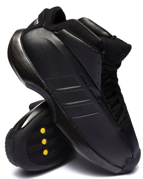 Adidas - Men Black Crazy 1 Sneakers