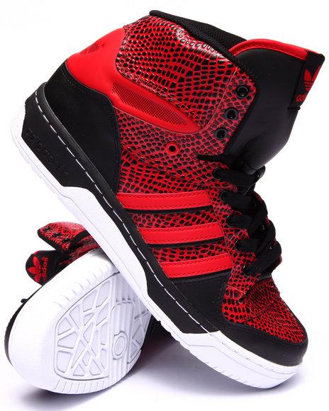 Adidas - Men Black Metro Attitude Sneakers
