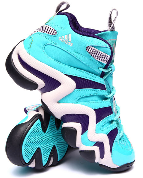 Adidas - Men Teal Crazy 8 Sneakers