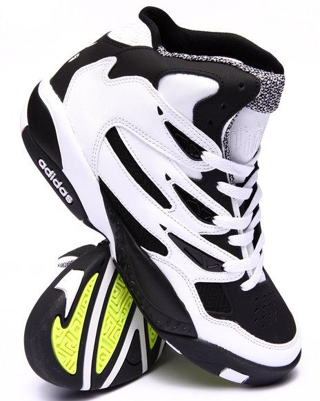Adidas - Men Black Mutombo 2 Sneakers