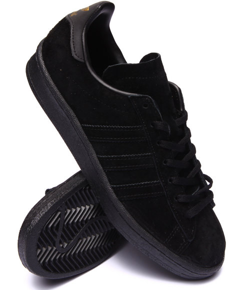Adidas - Men Black Campus 80S Sneakers