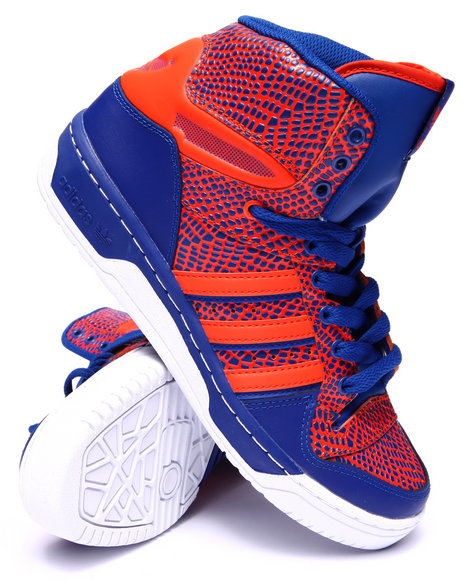 Adidas - Men Blue Metro Attitude Sneakers - $73.99