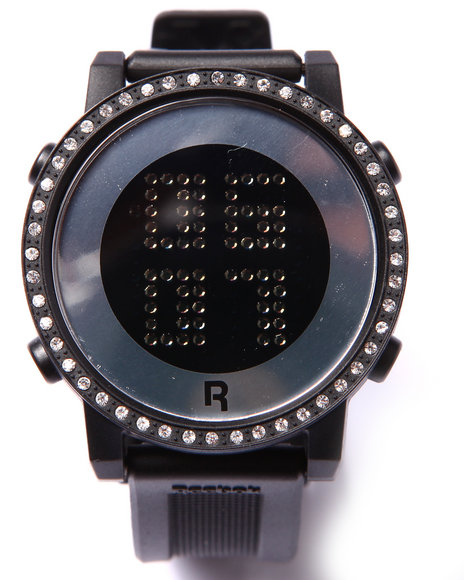 Reebok Black Jewelry & Watches