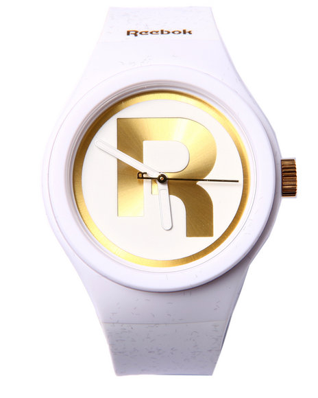 Reebok Women Icon Drop Rad Medium Watch White