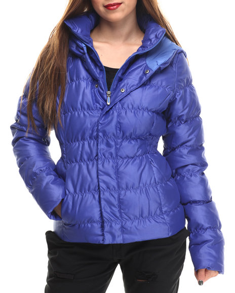 The North Face - Women Blue Duchess Down Jacket - $230.00