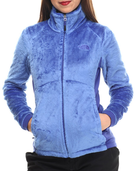 The North Face - Women Blue Tech-Osito Jacket - $99.00