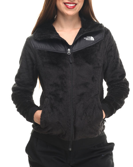 The North Face - Women Black Oso Hoodie