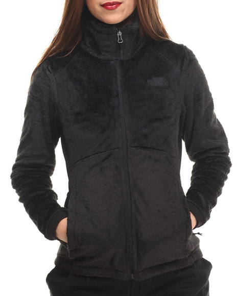 The North Face - Women Black Tech-Osito Jacket