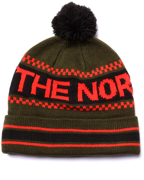 The North Face Green Hats