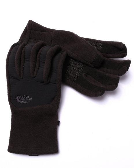 The North Face - Men Black Denali Etip Gloves