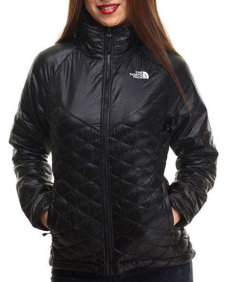 The North Face - Women Black Thermoball Remix Jacket
