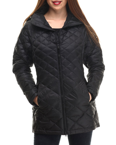 The North Face - Women Black Transit Jacket