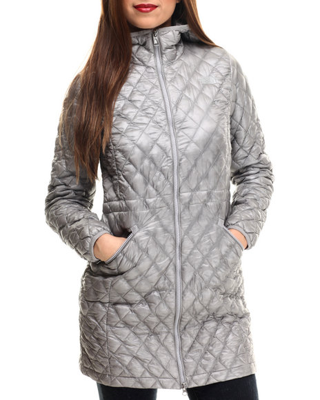 The North Face - Women Silver Thermoball Parka