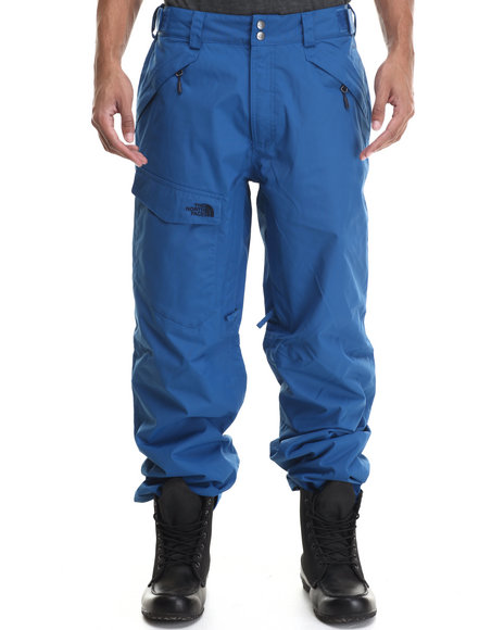 The North Face - Men Blue Freedom Pants