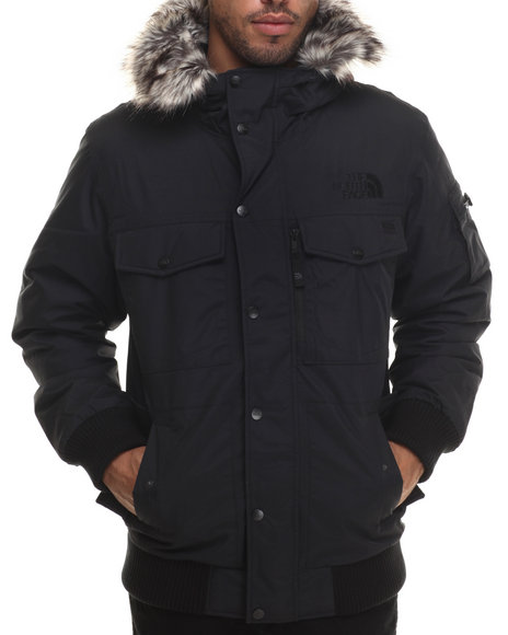 The North Face - Men Black Gotham Jacket