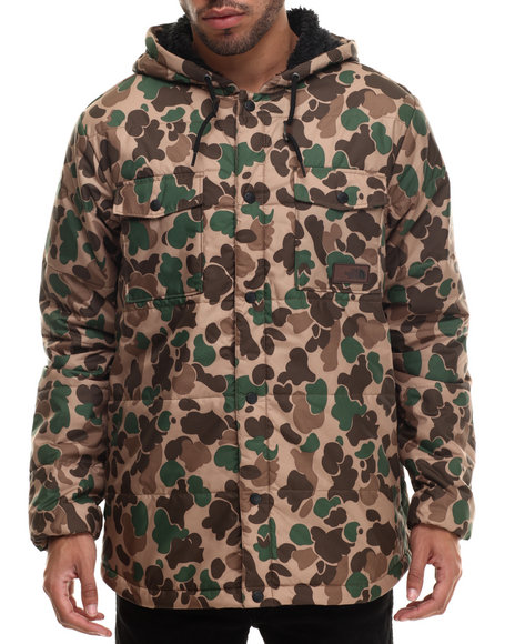 The North Face - Men Camo Meeks Duckmo Jacket