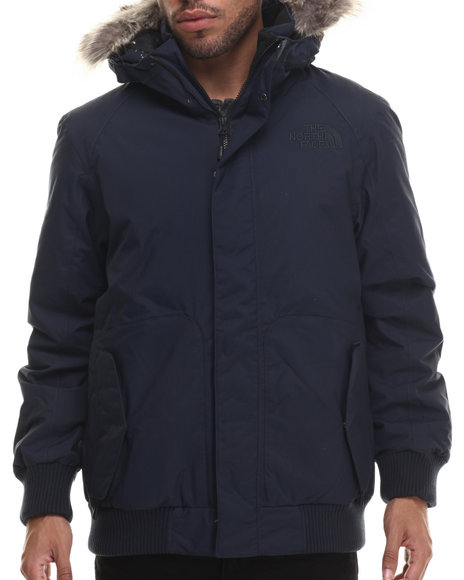 The North Face - Men Navy Bushwick Bomber Jacket