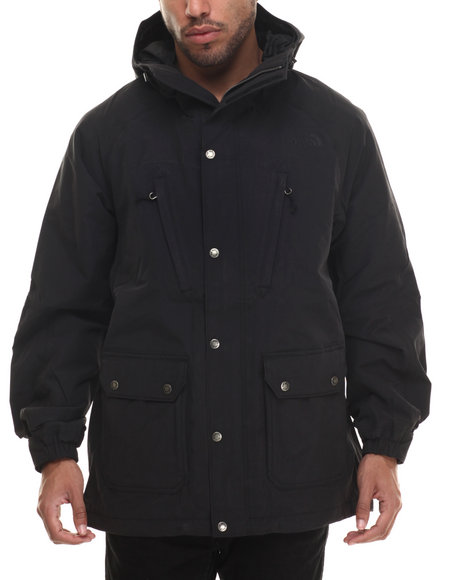 The North Face - Men Black Decagon 2.0 Jacket