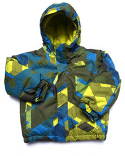 Heavy Coats - Insulated Brier Jacket (2T-4T)