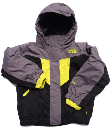The North Face - Boys Grey Vortex Triclimate (2T-4T)