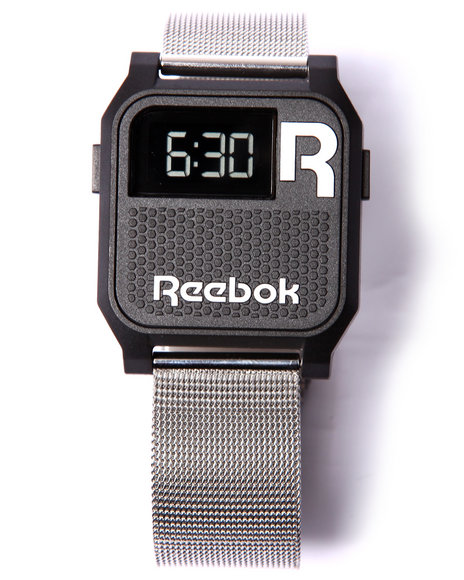 Reebok Silver Clothing Accessories