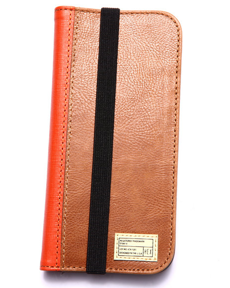 Hex Men Icon Wallet For Iphone 6 Brown