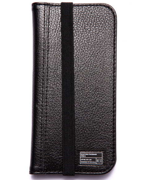 Hex Men Icon Wallet For Iphone 6 Black