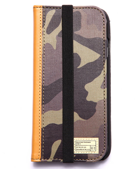 Hex Men Icon Wallet For Iphone 6 Camo